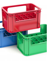 Plastic Crates Market in India by Material and End-users - Forecast and Analysis 2020-2024