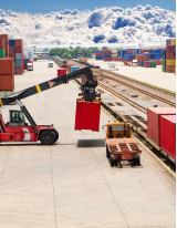 Intermodal Freight Transportation Market by Product and Geography - Forecast and Analysis 2021-2025