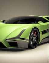 Hypercar Market by Powertrain Type and Geography - Forecast and Analysis 2021-2025