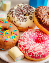 Doughnuts Market by Product, End-user, and Geography - Forecast and Analysis 2021-2025