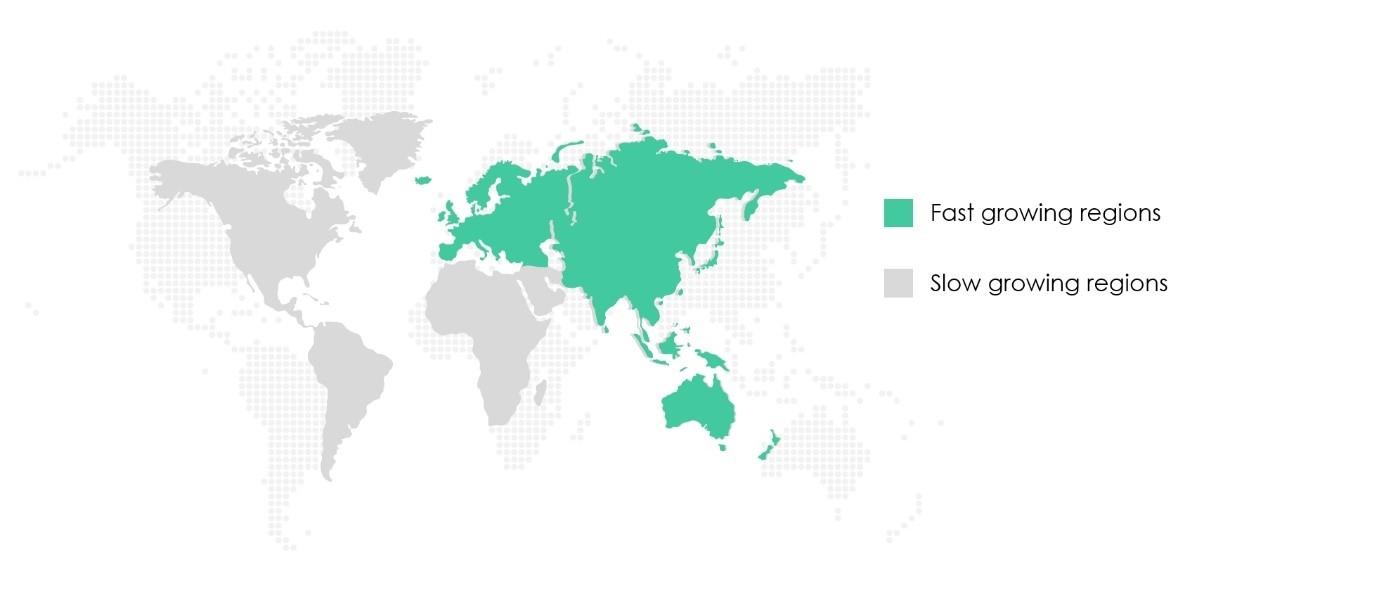 educational-robots-market-share-by-region