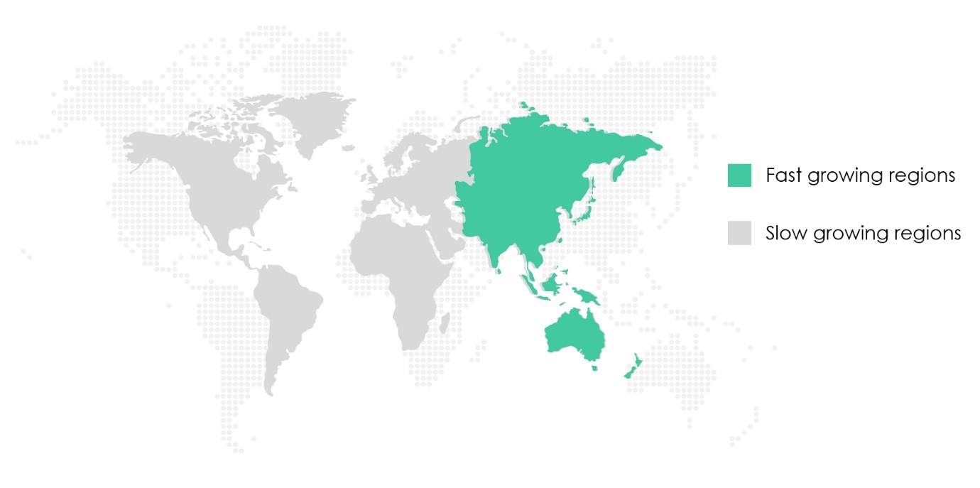 logistics-robots-market-share-by-region